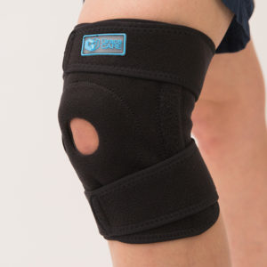 Adjustable knee brace support with patella support GC-KB221 2