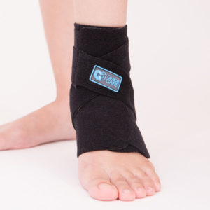 Ankle Brace Support with Adjustable Wrap GC-AB221 1