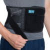 Lumbar Support Back Brace with Effortless Design GC-LB221 1