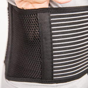 Lumbar Support Back Brace with Effortless Design GC-LB221 3