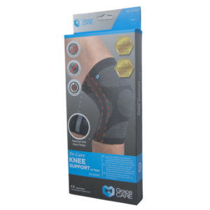 knee sleeve support with stay GC-KD321 package