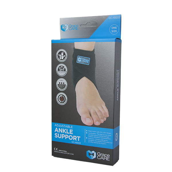 Ankle Brace Support GC-AB222 4