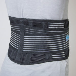 Lower Back Brace with Dual Support Straps GC-LB222 2
