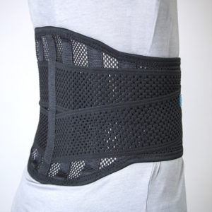 Lumbar Back Brace with Breathable Support Straps GC-LB223 2